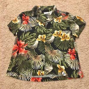 Vintage Hawaiian Shirt - S